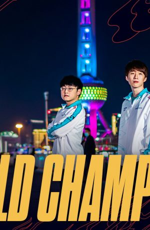 Foto de DAMWON Gaming se corona campeón de Worlds 2020