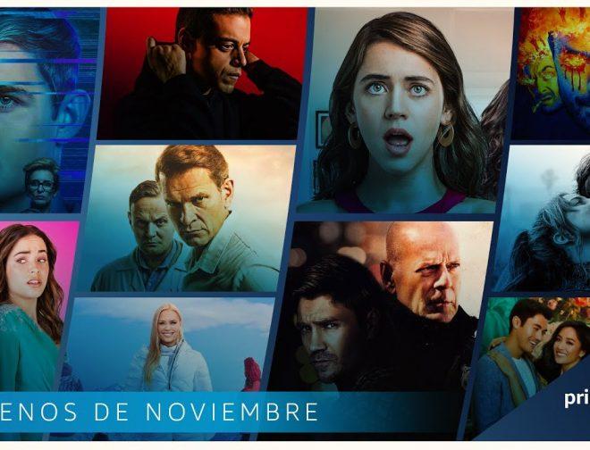 Fotos de Estrenos de noviembre de Amazon Prime Video