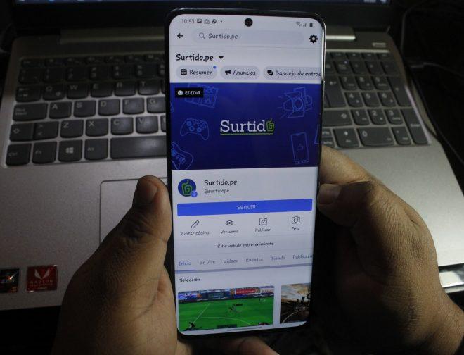 Foto de Reseña: Samsung Galaxy S20 Ultra 5G