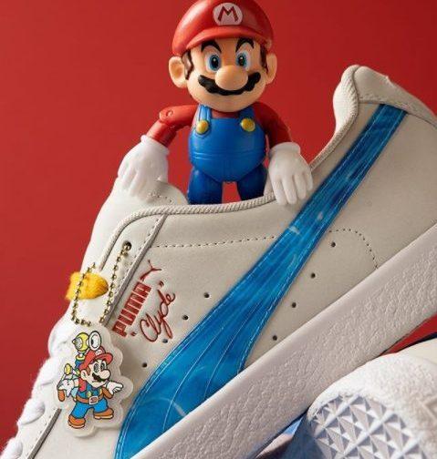 Fotos de Nintendo y PUMA dan a conocer la colección de zapatillas 'Super Mario 3D All-Stars'