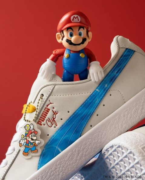 Foto de Nintendo y PUMA dan a conocer la colección de zapatillas 'Super Mario 3D All-Stars'