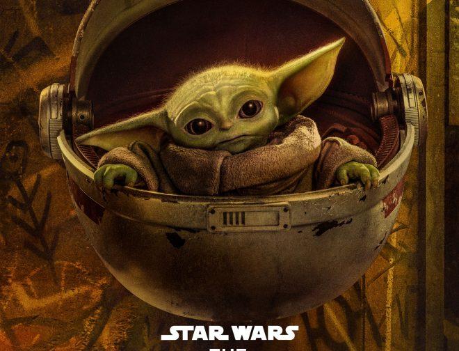 Fotos de Disney lanza nuevos afiches de la serie The Mandalorian