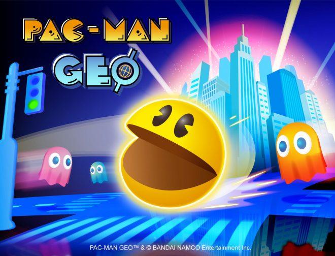 Fotos de PAC-MAN llega a las calles del mundo real en el nuevo juego PAC-MAN GEO