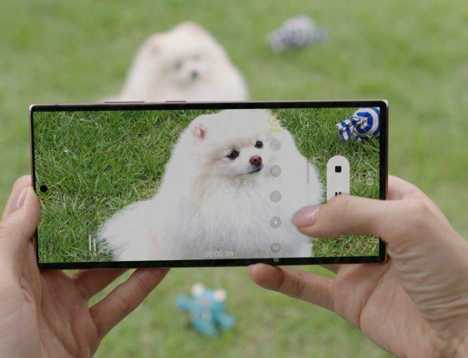 Fotos de Galaxy Note20 Ultra 5G recibe la puntuación más alta en el Foro VcX
