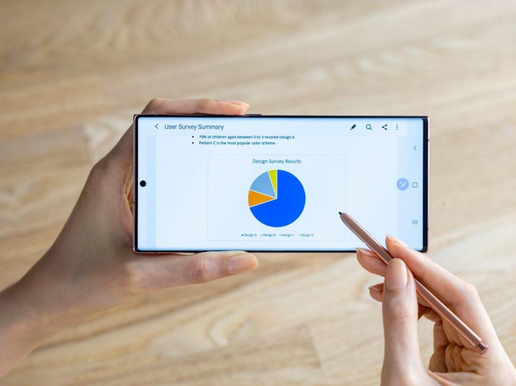Foto de 5 momentos en los que el S Pen eleva la productividad del Galaxy Note20
