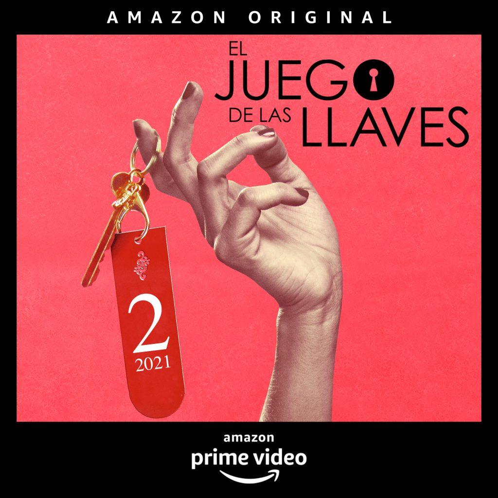 Foto de Se inician las grabaciones de la segunda temporada de El Juego de las Llaves, series de Amazon Prime Video