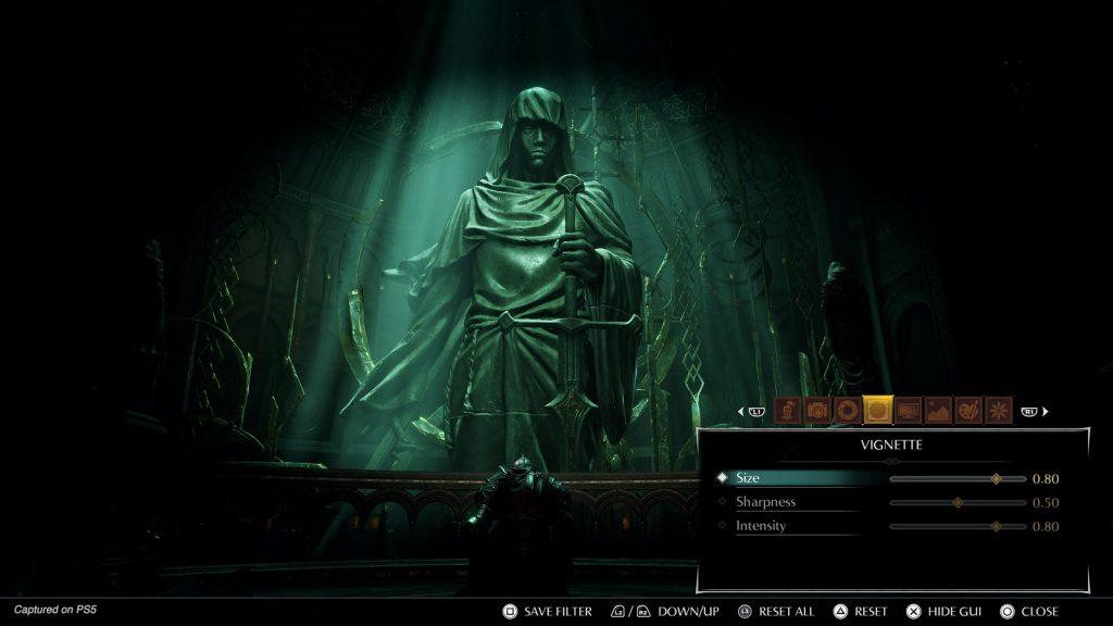 Foto de El nuevo Demon's Souls muestra su modo foto y creador de personajes