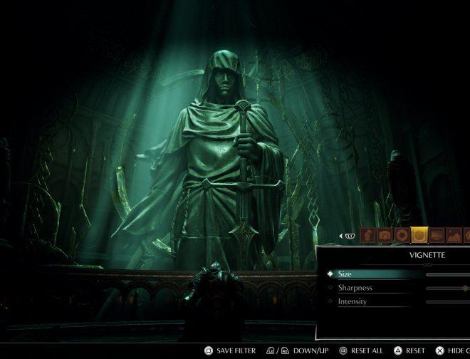 Fotos de El nuevo Demon's Souls muestra su modo foto y creador de personajes