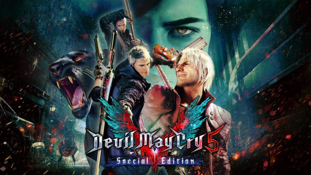 Foto de Estupendo tráiler de lanzamiento de Devil May Cry 5 Special Edition