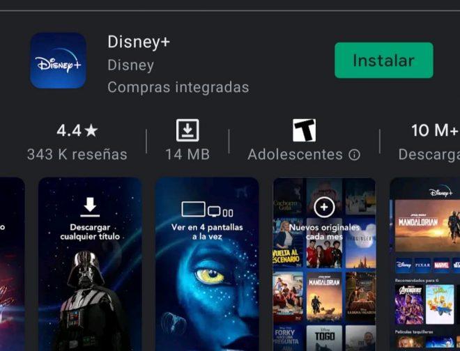Fotos de Ya se puede descargar en el app de Disney Plus en Perú y Latam