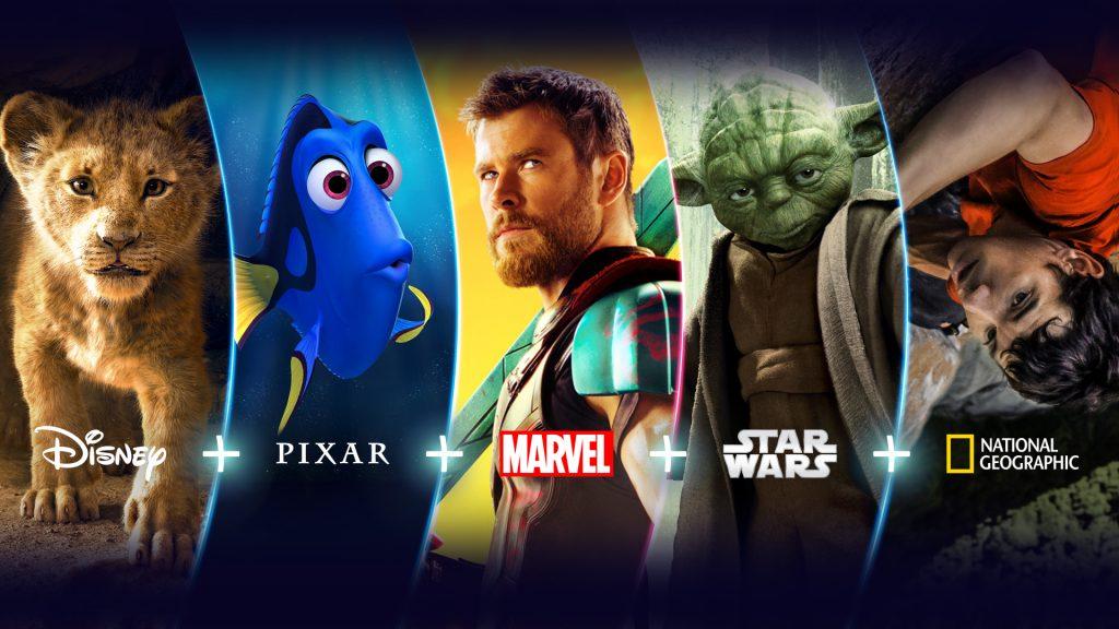 Foto de Disney+ ya esta disponible en Perú y Latinoamérica