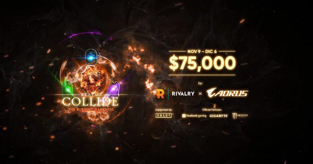 Foto de Dota 2: Horario y donde seguir la final del torneo Realms Collide: The Burning Darkness