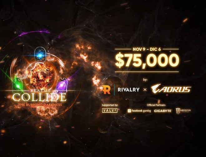 Fotos de Dota 2: Posiciones de los equipos peruanos en la Realms Collide: The Burning Darkness
