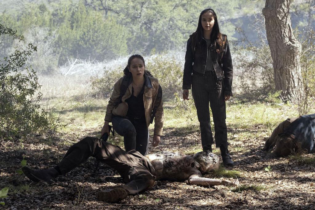 Foto de El final de temporada de Fear The Walking Dead llega este lunes a AMC