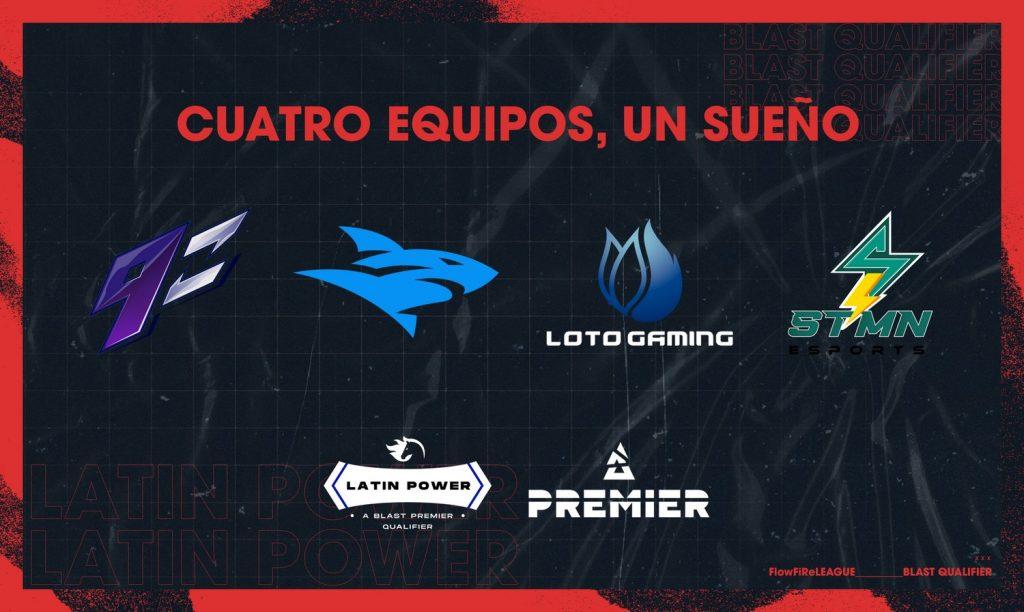 Foto de Horarios y donde ver las partidas de la FiReLEAGUE Latin Power Fall de CS:GO