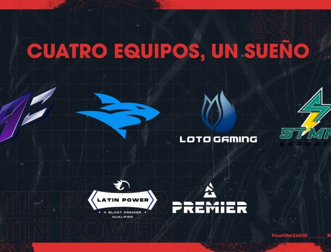 Fotos de Horarios y donde ver las partidas de la FiReLEAGUE Latin Power Fall de CS:GO