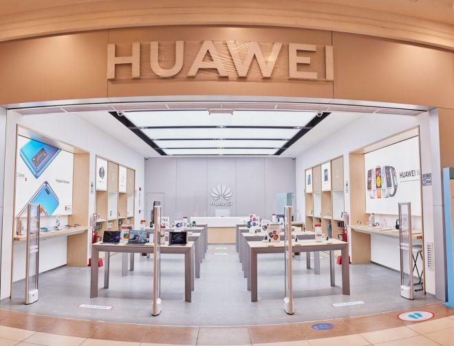 Fotos de Huawei inaugura tienda de experiencia en Mall de Lima Este