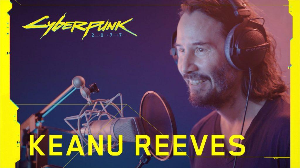 """Foto de Keanu Reeves da a conocer nuevos datos de """" Johnny Silverhand"""" su personaje en Cyberpunk 2077"""