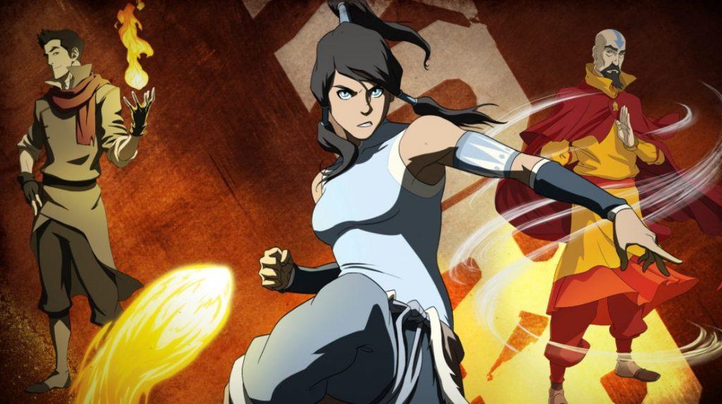 Foto de El anime de La Leyenda de Korra llegará completo a Netflix en diciembre