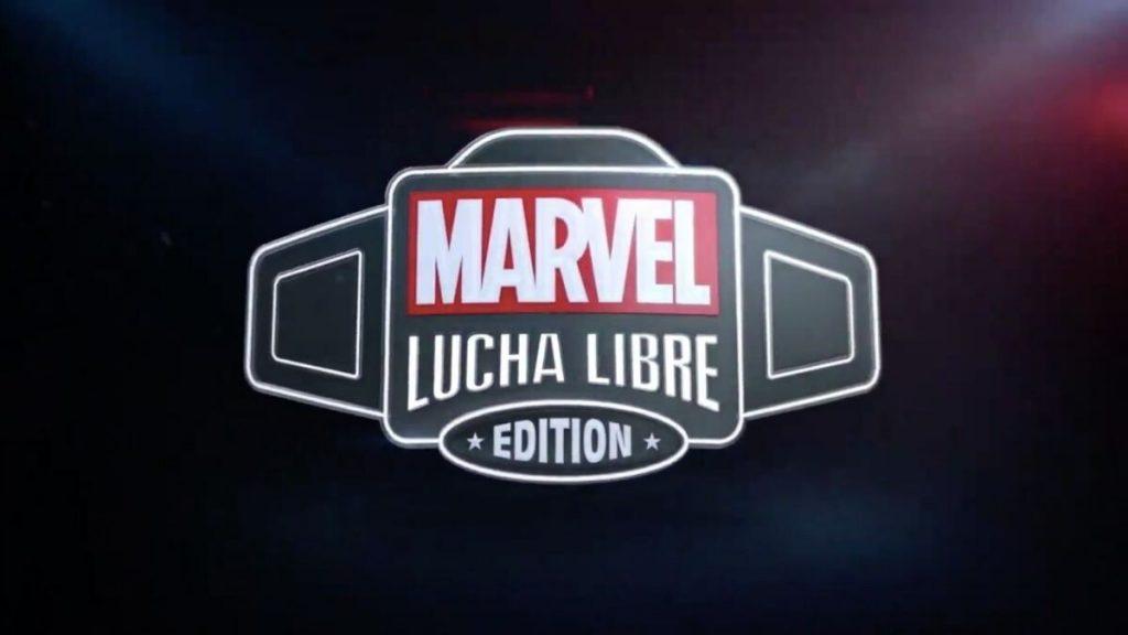 Foto de Funko lanzará la colección de Pops Marvel Lucha Libre Edition