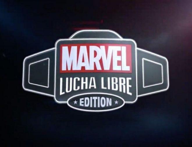 Fotos de Funko lanzará la colección de Pops Marvel Lucha Libre Edition