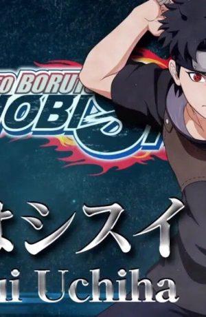 Foto de Shisui Uchiha parpadea hacia la pelea en Naruto to Boruto: Shinobi Striker