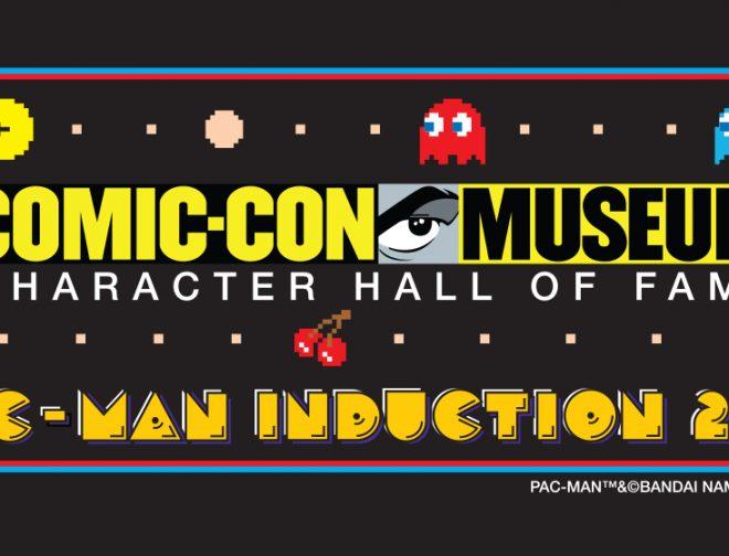 Fotos de PAC-MAN, será introducido al Salón de la Fama de los Personajes del Museo Comic-Con