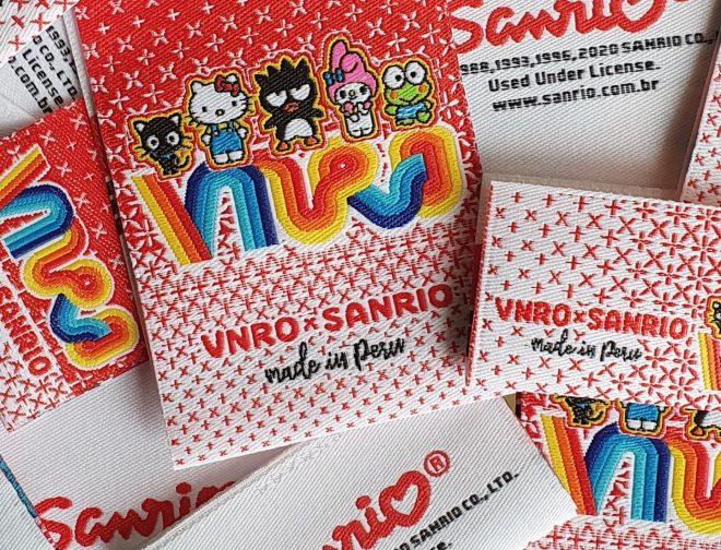 Fotos de Sanrio y el diseñador peruano Edward Venero se unen para crear colección inspirada en los quipus