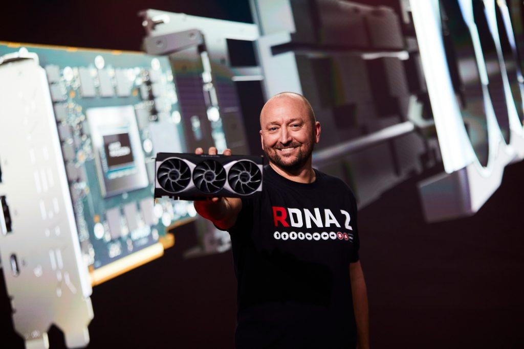 Foto de Revelada la Serie AMD Radeon RX 6000, trayendo desempeño líder en resolución 4K a los juegos AAA