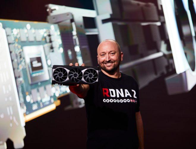 Fotos de Revelada la Serie AMD Radeon RX 6000, trayendo desempeño líder en resolución 4K a los juegos AAA