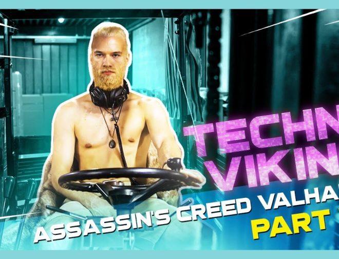 """Fotos de El mítico """"Techno Viking"""" es el encargado de vender Assassin's Creed Valhalla"""