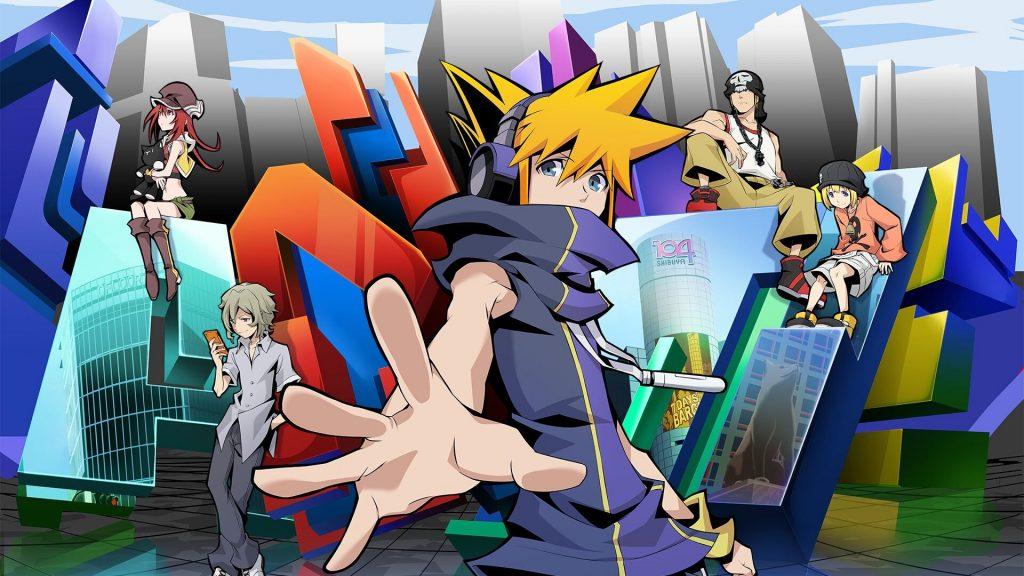 """Foto de Confirmado el anime sobre el videojuego """"The World Ends with You"""""""