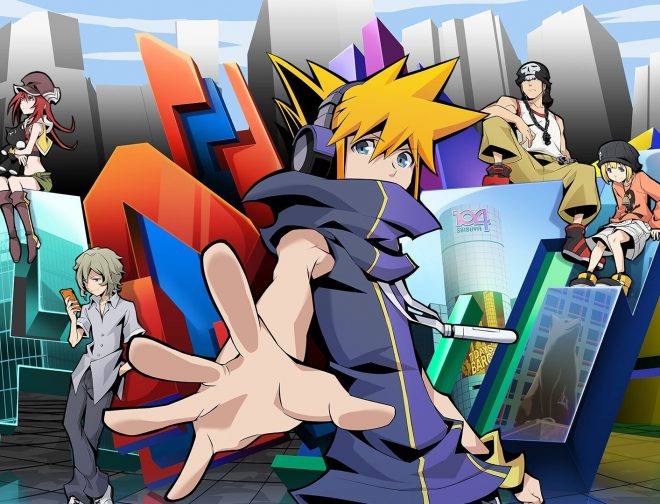 """Fotos de Confirmado el anime sobre el videojuego """"The World Ends with You"""""""