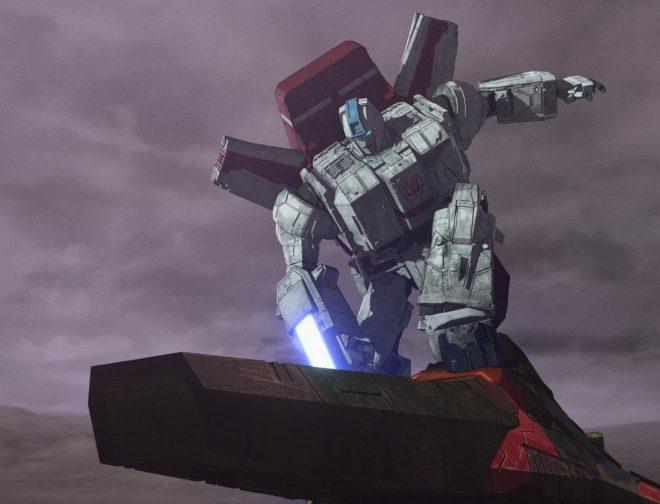 Fotos de Netflix: Tenemos nuevo avance de Transformers: La guerra por Cybertron – Salida de la Tierra