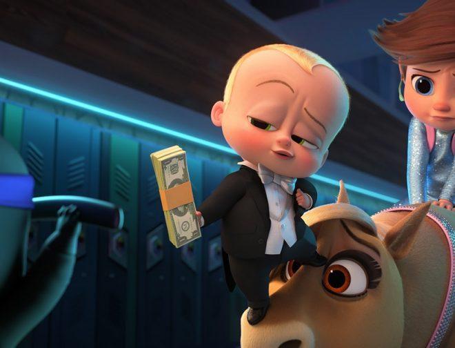 Fotos de Divertido trailer de Un Jefe en Pañales 2: Negocios de Familia