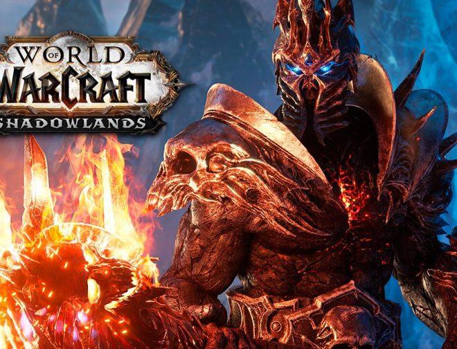 Fotos de Los gráficos de la serie Radeon RX 6800 brindan imágenes impresionantes en World of Warcraft: Shadowlands