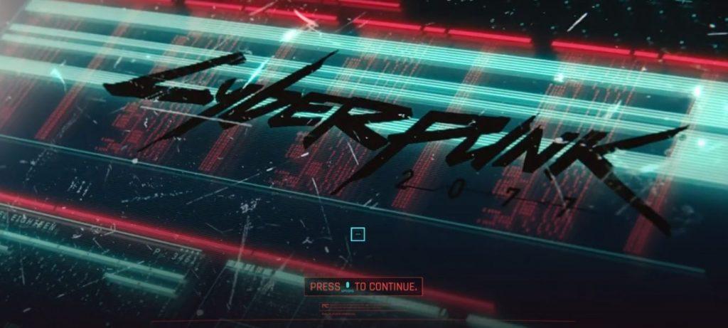 Foto de Primer Gameplay oficial de Cyberpunk 2077 en PS4 Pro y PlayStation 5