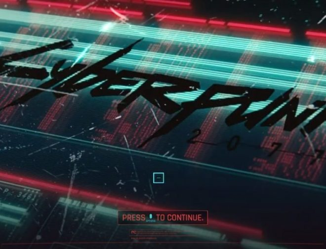 Foto de Primer Gameplay oficial de Cyberpunk 2077 en PS4 Pro y PlayStation 5
