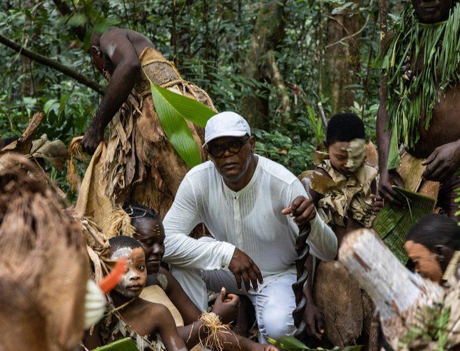 Foto de Samuel L. Jackson, llega a National Geographic con la nueva serie documental; Esclavizados: Una Historia de Injusticia