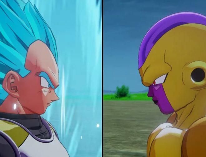 Fotos de La resurrección de Freezer llega a Dragon Ball Z: Kakarot