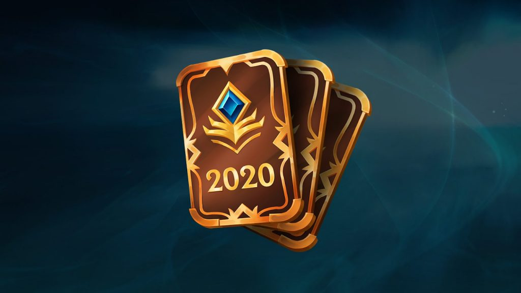Foto de Actualizaciones al sistema de prestigio 2020-2021 en League of Legends