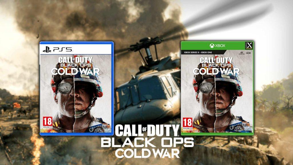 Foto de Esto pesará Call of Duty: Black Ops Cold War en PS5 y en Xbox Series X/S