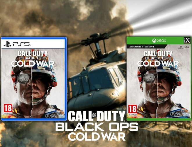 Fotos de Esto pesará Call of Duty: Black Ops Cold War en PS5 y en Xbox Series X/S