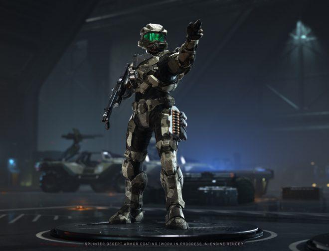 Fotos de Nuevos detalles e imágenes en el rediseño de Halo Infinite