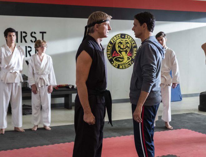 Fotos de Netflix adelanta el estreno de la esperada tercera temporada de Cobra Kai