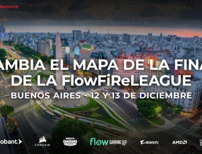 Fotos de Datos de la final regional de la Flow FiReLEAGUE de Counter-Strike: Global Offensive