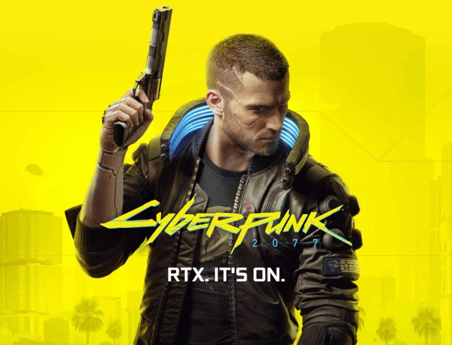 Fotos de GeForce Gamers están Game Ready para Cyberpunk 2077 y Minecraft RTX