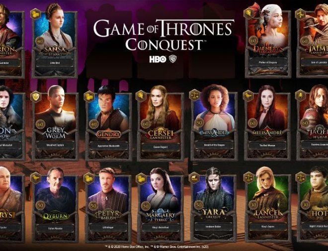 Fotos de Conoce la nueva actualización del juego móvil, Game of Thrones: Conquest