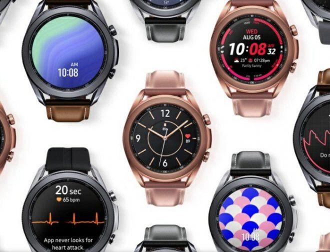 Fotos de Galaxy Watch3: el reloj inteligente que se adapta a tu estilo