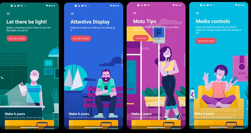 Foto de App Moto: Llega nueva actualización de la aplicación de Motorola, priorizando la accesibilidad y la diversidad